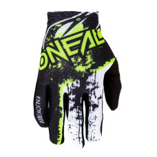 O'NEAL MATRIX GLOVES - YELLOW