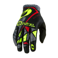 O'NEAL MATRIX GLOVES ZEN - NEON YELLOW