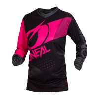 O'NEAL ELEMENT WOMEN'S JERSEY - FACTOR BLACK/PINK